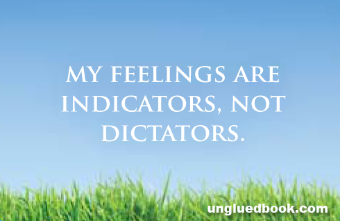 My Feelings Are Indicators